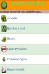 Benefits of Artichoke screenshot 3/4