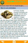 Benefits of Artichoke screenshot 4/4