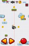 Doodle Blue Jumper Shoot-em Up screenshot 3/5