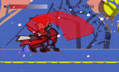 Ninja Slicer Attack - Free screenshot 2/5
