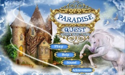 Free Hidden Object Game - Paradise Quest screenshot 1/4