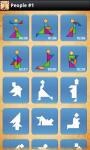 Tangram X Puzzle Game screenshot 2/5
