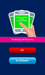 Shaking Call Receive screenshot 3/3