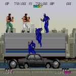 Bad Dudes vs Dragon Ninja screenshot 3/4