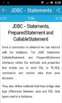 Learn JDBC screenshot 3/3