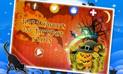 Halloween Slots Fever 2015 screenshot 2/6
