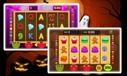 Halloween Slots Fever 2015 screenshot 5/6
