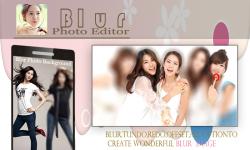 Blur Background Photo screenshot 2/5