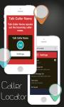 Mobile Caller Locator screenshot 2/3
