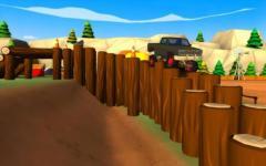 Truck Trials 2 Farm House 4x4 intact screenshot 6/6