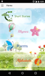 Kids Learning Poems Rhymes Stories eBooks screenshot 1/6