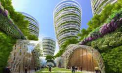 Pic of Nature city wallpaper  screenshot 3/4