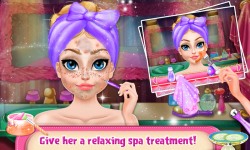 Princess Doll Hair Style screenshot 1/4