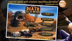 Death Worm original screenshot 1/6