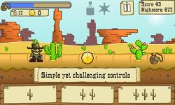 Cactus Jumper Game screenshot 3/5