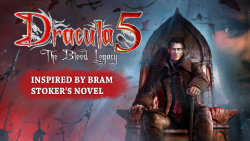 Dracula 5 The Blood Legacy HD new screenshot 5/6