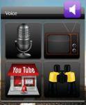 Voice Widget screenshot 1/1