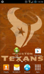 Houston Texans NFL Live Wallpaper screenshot 4/4