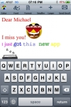 Email Text and Emoticons Editor (Colors, fonts, formats and sizes) screenshot 1/1