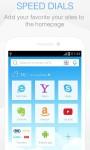 Baidu Browser screenshot 2/6