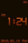 Dot Matrix Alarm Clock screenshot 1/1
