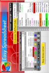 Easy Spreadsheet Gold screenshot 4/5