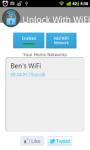 Unlock With WiFi Gold screenshot 1/6