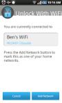 Unlock With WiFi Gold screenshot 5/6