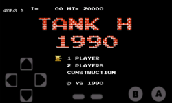 Tank1990 screenshot 1/4