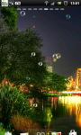 City Night River Live Wallpaper screenshot 1/6