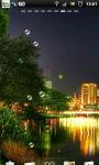 City Night River Live Wallpaper screenshot 2/6