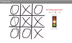 Tic-Tac-Toe Game screenshot 3/3