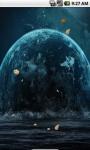 Earth Drown Live Wallpaper screenshot 1/4