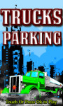Trucks Parking – Free screenshot 1/6