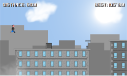 Rooftops Runner screenshot 2/6
