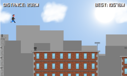 Rooftops Runner screenshot 3/6