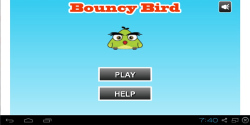Bouncy bouncy Bird screenshot 2/3