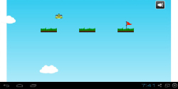 Bouncy bouncy Bird screenshot 3/3