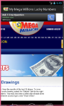 Megamillion Lottery Favorite Lucky Numbers Result screenshot 5/5