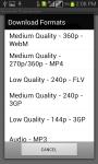 Tube Video MP3 Downloader screenshot 2/3