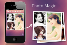 Photo Magic HD - Awesome Photo Collages screenshot 1/3