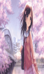 Anime Girl HD Wallpapers Free screenshot 2/6