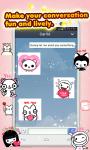My Chat Sticker 2 Free screenshot 1/4