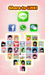My Chat Sticker 2 Free screenshot 4/4