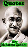 Mahatma Gandhi - Quotes screenshot 1/4