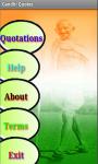 Mahatma Gandhi - Quotes screenshot 2/4
