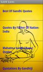 Mahatma Gandhi - Quotes screenshot 3/4