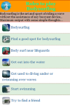 Rules to play Bodysurfing screenshot 2/3