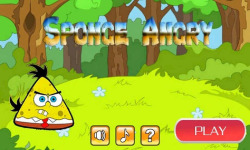 Sponge Angry Game for Android screenshot 1/3