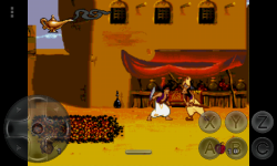 Disneys Aladdin  screenshot 2/4